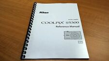 Nikon coolpix s5300 | product manual page 183.