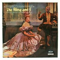 "Rodgers And Hammerstein's The King And I LCT 6108 12"" Vinyl LP 1956 FREE UK P&P"