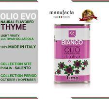 Extra virgin olive oil ITALY  Olio extra vergine di oliva PUGLIA  TIMO
