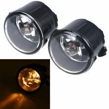 2pc H11 55W Amber Car Fog Light Lamp for Infiniti FX35/FX37/FX45/FX50/QX70 06-15