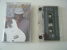 OTIS RUSH AIN'T ENOUGH COMIN' IN CASSETTE TAPE THIS WAY UP QUICKSILVER 1994
