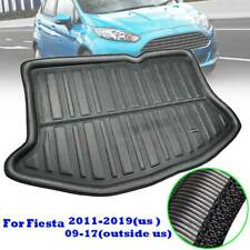 For Ford Fiesta Hatchback 09-17 Cargo Boot Liner Rear Trunk Mat Floor Carpet Pad