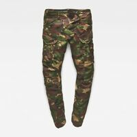 G-Star Raw Camouflage Rovic 3d tapered pants W28 L32