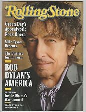 Rolling Stone Magazine  Bob Dylan's America  May 14,2009  Issue 1078