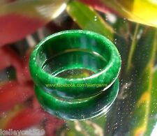 Chinese Jade Maw Sit Sit Ring sz. 9-10 USA  2.93gms/14ctw other sizes available