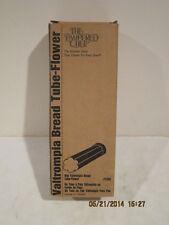 Pampered Chef - Valtrompia Bread Tube - Flower -#1550, FREE SHIPPING-NEW IN BOX!