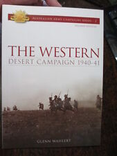 Australians Battle North Africa Bardia Western Deserts Aust Army Campaigns S2