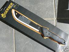 Gerber Hunting Camping Survival Junior Gator Machete Knife 31-000759 + Sheath