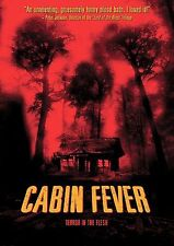 Cabin Fever DVD 2004 complete used in great condition