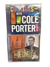 Cocktails with Cole Porter & Bonus Cole Porter CD - Both Brand New Sealed