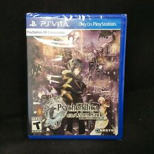 Psychedelica of the Ashen Hawk (Sony PlayStation Vita, 2018) BRAND NEW