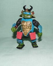 Action Figure 1990 Mirage Studios Playmate Toys TMNT Sewer Samurai Leonardo