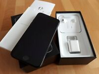 Apple iPhone 7 256GB -> Diamantschwarz (Ohne Simlock) Modell A1778 JET-BLACK