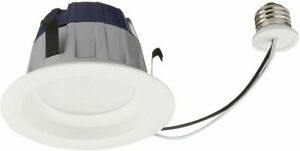"""Sylvania LED 4"""" Recessed Kit 9W LED/RT4/600/830/FL80"""