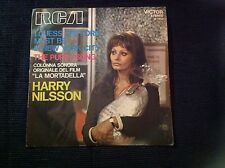 HARRY NILSSON LA MORTADELLA 1971 Italy OST 45 Sophia Loren Great Copy UNPLAYED