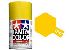 Tamiya 85047. spray Ts-47. pintura esmalte color amarillo cromado