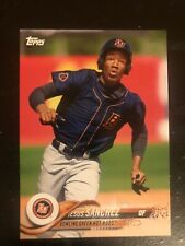 New listing 2018 Topps Pro Debut, #37, Jesus Sanchez, Bowling Green Hot Rods/ Miami Marlins