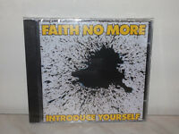 CD FAITH NO MORE - INTRODUCE YOURSELF - NUOVO NEW