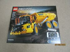LEGO TECHNIC - 42114 - 6 X 6 VOLVO ARTICULATED HAULER - BNIFSB