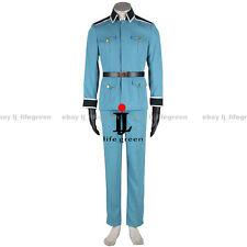 Hetalia: Axis Powers Ludwig/Germany 1G Uniform COS Clothing Cosplay Costume