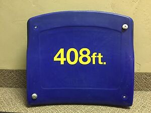 1 HOME SWEET DOME HUBERT H HUMPHERY METRODOME SEAT BOTTOM WITH 408 FT CF LOGO