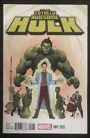 Totally Awesome Hulk #1 2015 Cho 1:25 Variant Marvel Comic Book Incentive RI