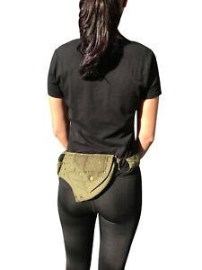 Hip Bag,Festival Pocket Belt,Hip Belt,Burning Man,Utility Belt,Money Belt