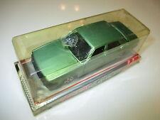 Alfa 6 in vert verte Verde Green Metallic, NOREV JET CAR EN 1:43 en boite en boîte!