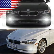 For BMW 320i 328i 335i 750Li 750i xDrive - 6000K White LED Fog Light Bulbs Kit