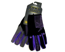 Bunker Kings Fly Paintball Gloves Purple L/Xl