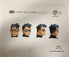 "Robin ""Head"" Hand Painted Model Cel Warner Brothers DC (Batman)"