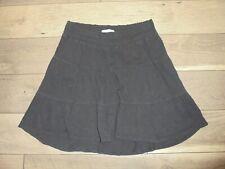 Old Navy Maternity stylish black short skirt or swim cover up skirt size S