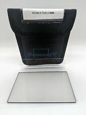 "Formatt Hitech 4x5.65"" Double Fog 3 4mm Filter"