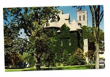 USA - Rhode Island, Kingston, Davis Hall - Vintage Postcard