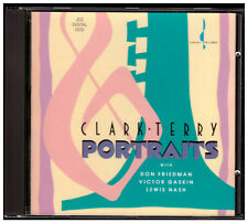 Audiophile Chesky CD Clark Terry - Portraits