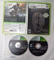 Dishonored GOTY Game of the Year Edition Xbox 360 TESTED FAST TRACKED SHIPPING