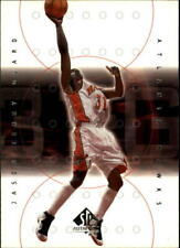 2000-01 SP Authentic Basketball Card Pick