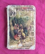 LIBRO I PROMESSI SPOSI - A. MANZONI - CAV. ANTONIO MORANO EDITORE 1887