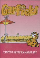 DVD Garfield L'appétit reste en mangeant