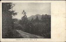 Hill NH Periwig Mountain c1910 Postcard