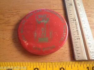 1984 Power boat racing button Miller High Life Regatta Thunderboat San Diego