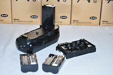 Excelente Nikon mb-d100 profesional Battery Grip Para D100 Digital Slr + Garantía