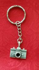 "CAMERA 2 7/8""H KEYCHAIN - PHOTOGRAPHY - PHOTOGRAPHER - HOBBY - PHOTO"