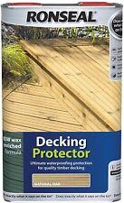 Ronseal Ultimate Decking Protector - Natural Oak  - 5 Litre
