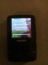 Philips GoGear ViBE (4 GB) Digital Media Player MP3 player with FM tuner