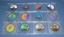 Nintendo Gamecube / Wii 11 Game Lot ~ Ninja Turtles, Harvest Moon, Sonic, Lego +
