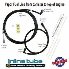 Nylon Gas Fuel Vapor Vent Line with Flex Chevy Hhr Cobalt Saturn Ion Pontiac G5 (Fits: Saturn Ion)
