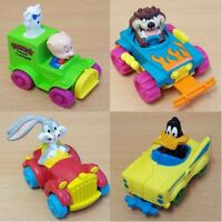 McDonalds Happy Meal Toy 1992 Looney Tunes Vehicles Quack Up Car Toys Various