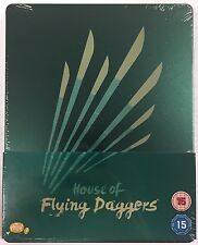 House Of The Flying Daggers Steelbook - Limited Edition Blu-Ray **Region B**