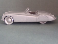 Danbury Mint Pewter - approx 1/43 scale - 1951 JAGUAR XK120